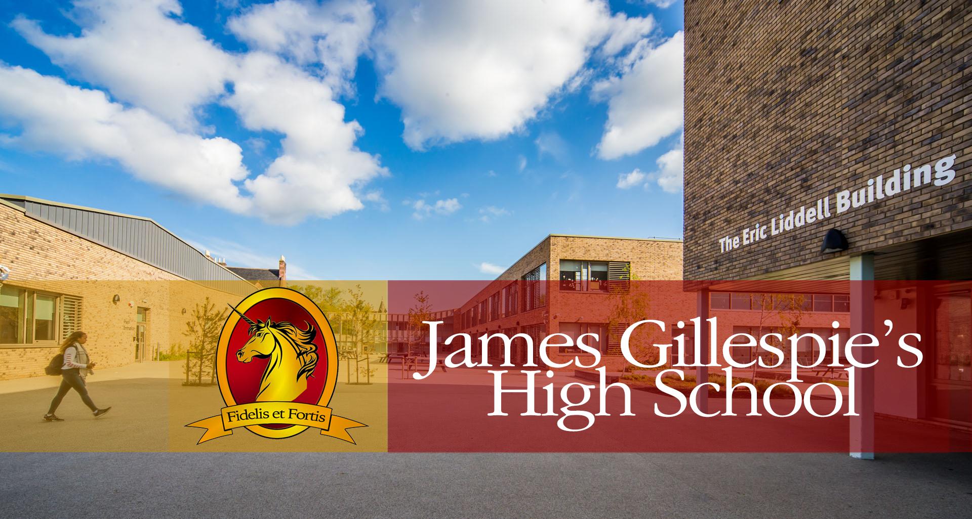 James Gillespies High School